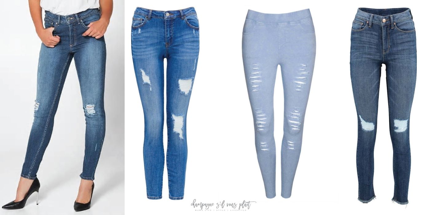 Blue-Distressed-Jeans