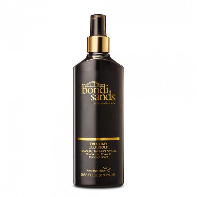 Bondi Sands Everyday Liquid Gold Gradual Tanning Oil 270 mL