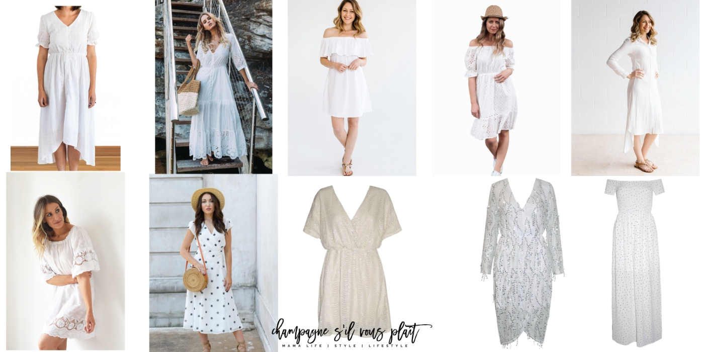 10-Breastfeeding-Friendly-White-Christmas-Dresses