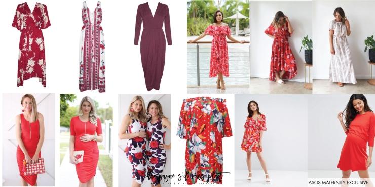 12-Breastfeeding-Friendly-Red-Christmas-Dresses