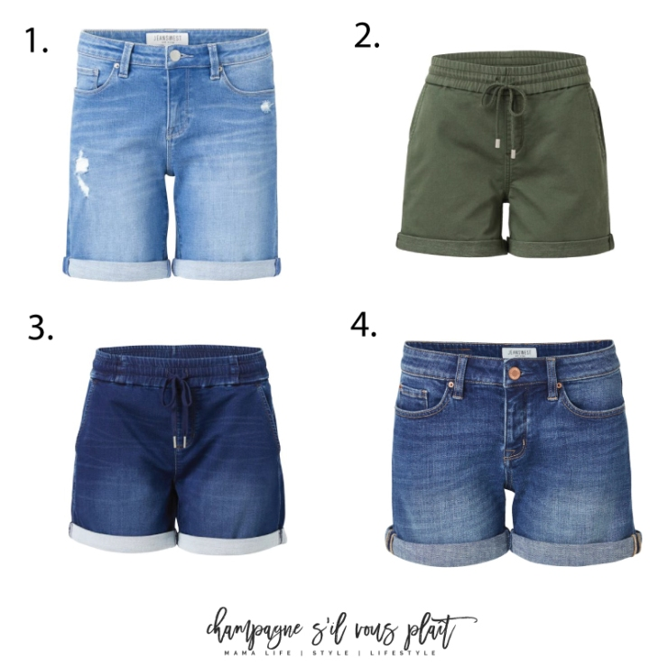 Shorts-Jeanswest
