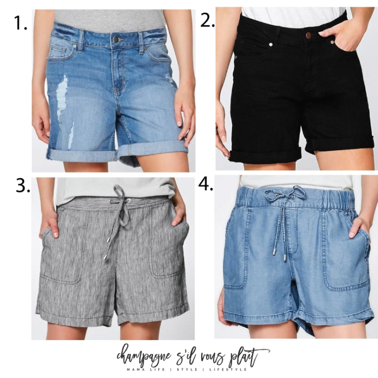 Shorts-Target