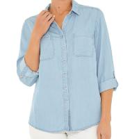 Suzanne-Grae-Chambray-Shirt