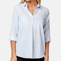 Jeanswest-Natalie-Collared-Shirt