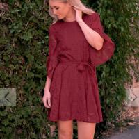 Divine-Avenue-Pippa-Dress-Wine