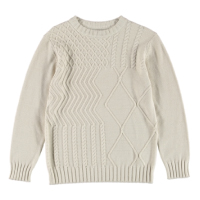 Best-&-Less-Boys-Cable-Knit-Pullover