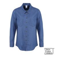 kmart-chambray-shirt