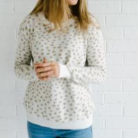 Betty-Lane-Loxley-Beige-Spot-Knit
