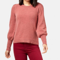 Jeanswest-Carla-Blouson-Sleeve-Pullover-Knit