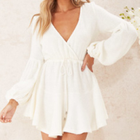 St-Frock-Phoenix-Knit-Dress-White