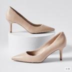 target nude heels
